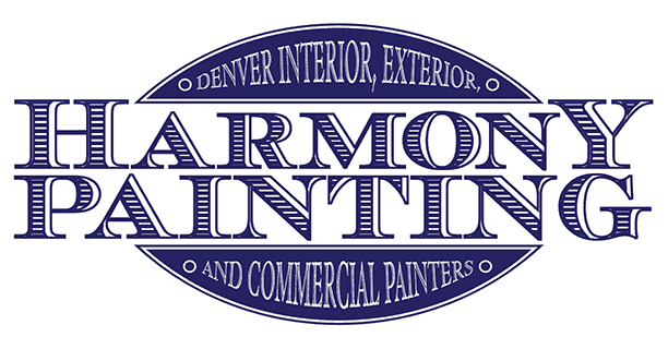 Logo for Harmony Painting - Denver Interior, Exterior, and Commercial Painters