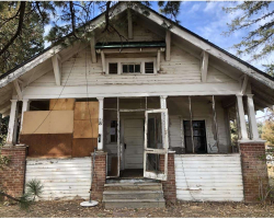 Exterior Restoration - Before