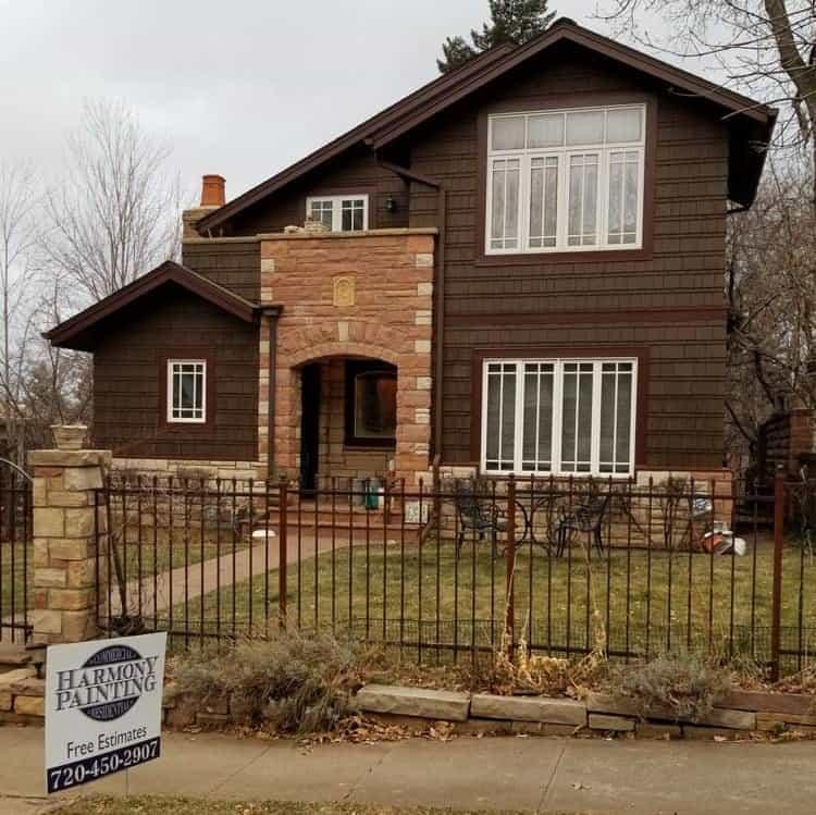 exterior-painting Denver